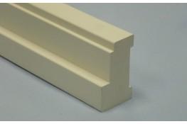 Kozijnprofiel A 66 x 112 mm g